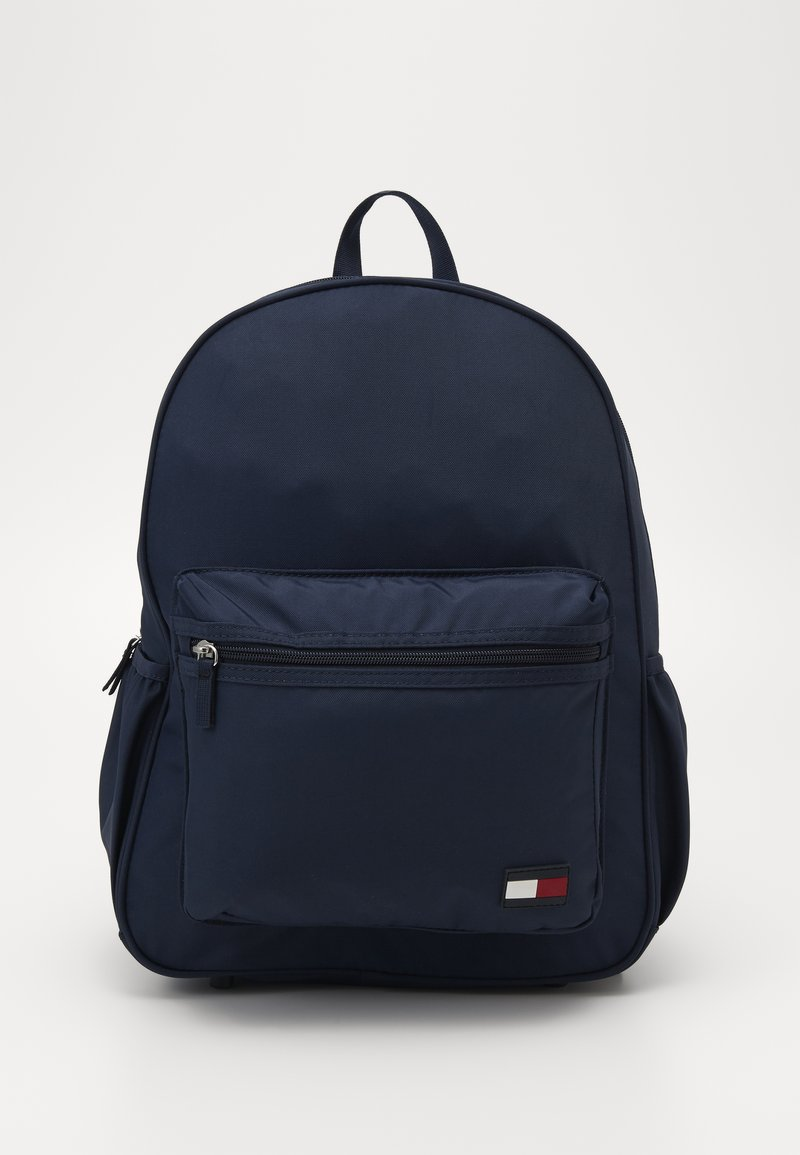 Tommy Hilfiger - NEW ALEX BACKPACK SET - Školní taška - blue