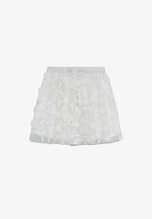 KYLIE-A - A-line skirt - off white