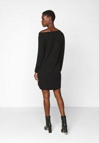 Even&Odd Tall - Jumper dress - black - 2
