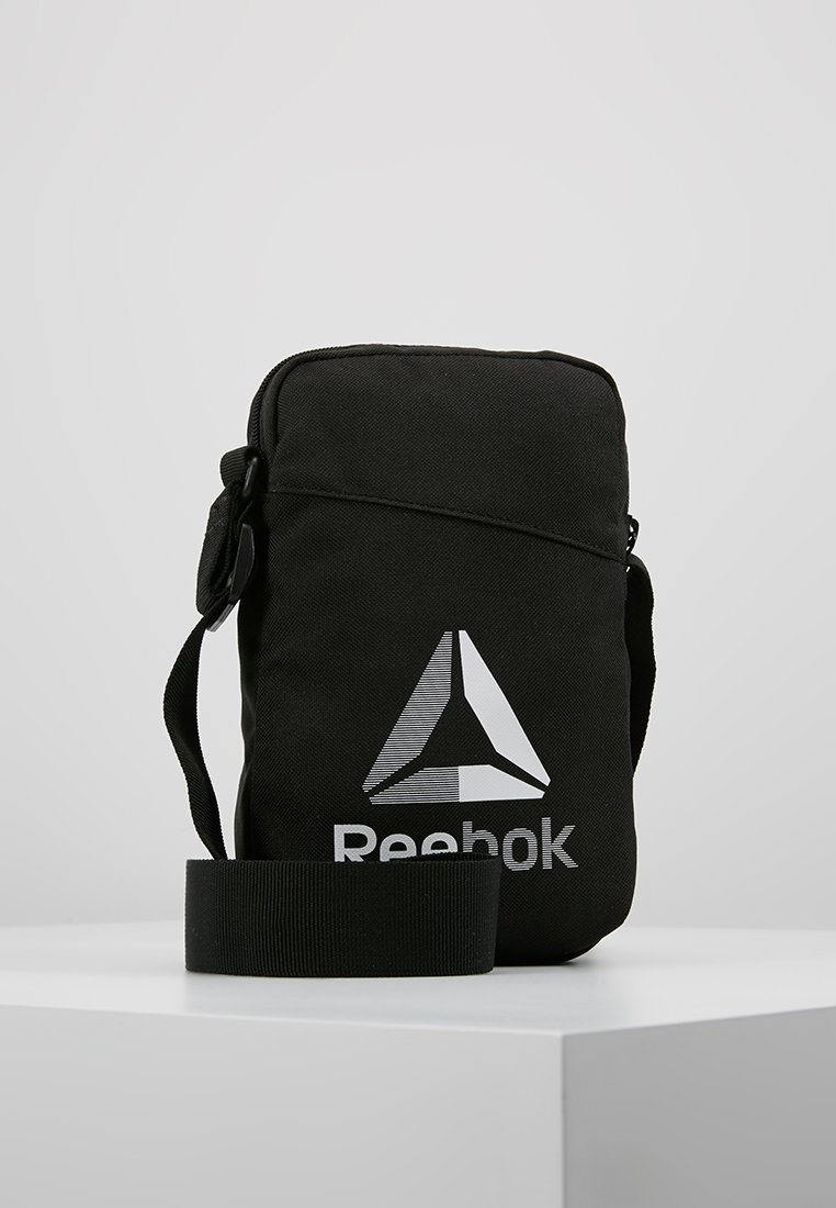 Reebok - CITY BAG - Across body bag - black