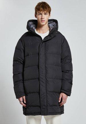 Talvitakki - mottled black