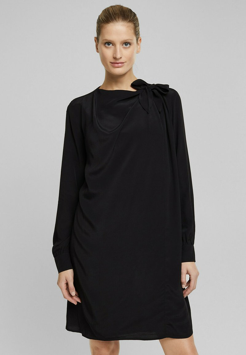 Esprit Collection - FASHION - Day dress - black