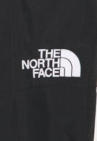 The North Face - UP & OVER PANT TIMBER - Zimní kalhoty - black - 2