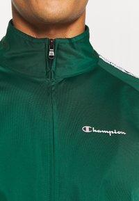 Champion - TRACKSUIT - Tepláková souprava - green - 5