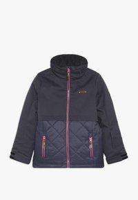 Ziener - ALULA JUNIOR - Ski jacket - grey nigh - 0