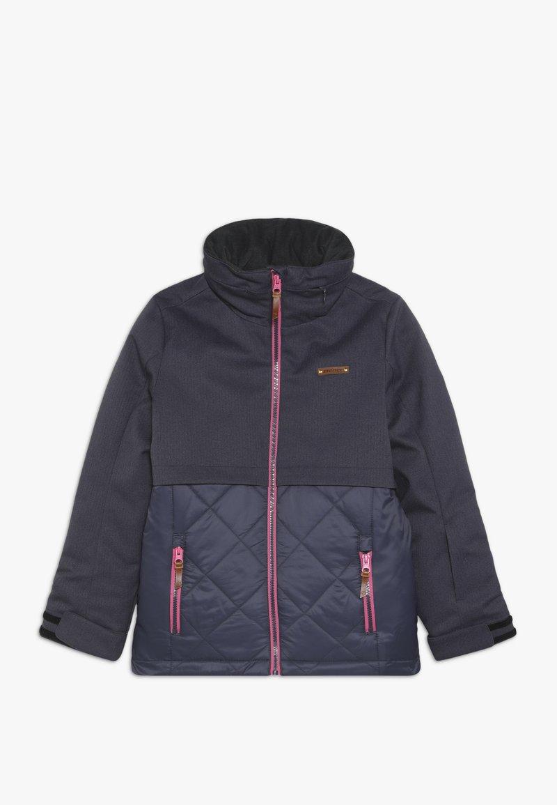 Ziener - ALULA JUNIOR - Ski jacket - grey nigh