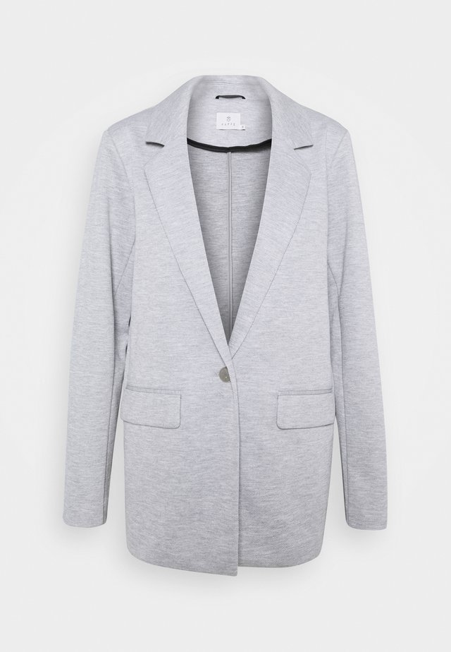 KARENAFA - Manteau court - light grey melange