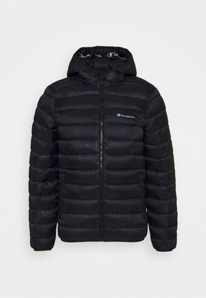 LEGACY HOODED JACKET - Zimní bunda - black