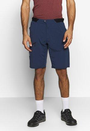 L.I.M FUSE - Outdoor shorts - tarn blue
