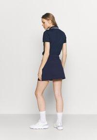 Kjus - WOMEN SUSI SKORT LONG - Sports skirt - atlanta blue - 2