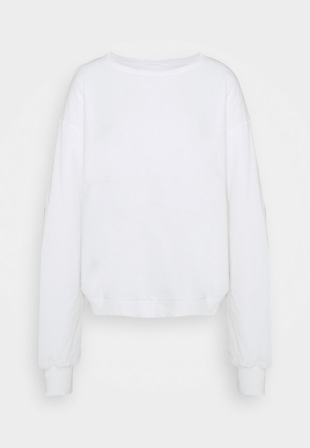 WETOWN - Bluza - blanc