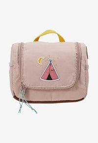 Lässig - MINI WASHBAG ADVENTURE KULTURBEUTEL - Handbag - rosa - 1