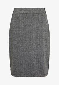 Taifun - Pencil skirt - black - 3