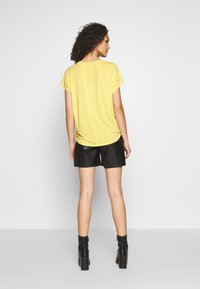 ONLY - ONLFREE LIFE O-NECK - T-shirt basic - pineapple slice - 2
