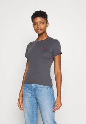 BABY TEE - T-shirt imprimé - blackened pearl