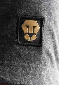Liger - LIMITED TO 360 PIECES - Basic T-shirt - dark heather grey melange - 4