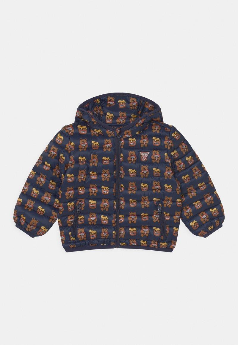 Guess - PADDED HOOD UNISEX - Winter jacket - multi-coloured