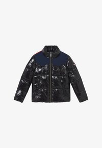 Tommy Hilfiger - SHINY YOKE PUFFER - Winter jacket - black - 2