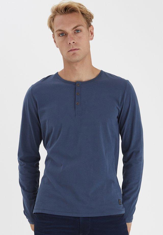 Long sleeved top - dark denim