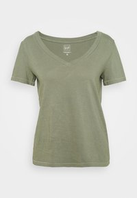 GAP - Basic T-shirt - twig - 0