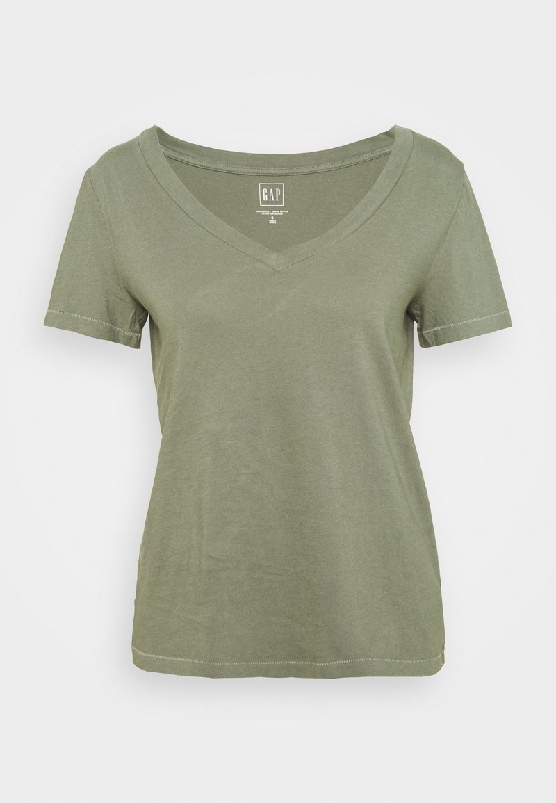 GAP - Basic T-shirt - twig
