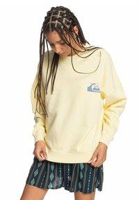 Quiksilver - Sweatshirt - pastel yellow - 3