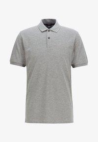 BOSS - PALLAS - Polo shirt - silver - 2