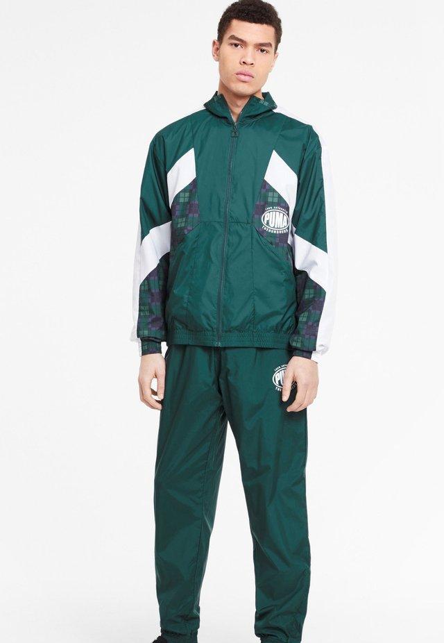 THE HUNDREDS X - Training jacket - ponderosa pine