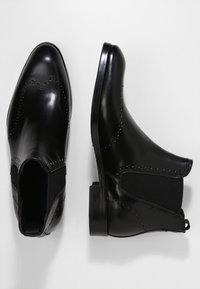 Giorgio 1958 - Kotníkové boty - nero/blu - 1