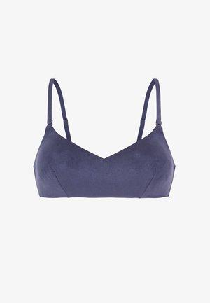 Bikiniöverdel - dark purple