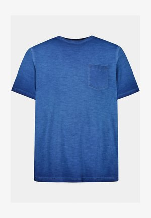 T-shirt basic - ägäisblau