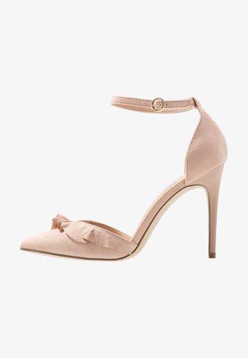 PROSECCO - High heels - oatmeal