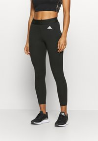 adidas Performance - Legging - black/white - 0