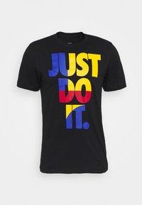 Nike Sportswear - TEE - Print T-shirt - black - 3