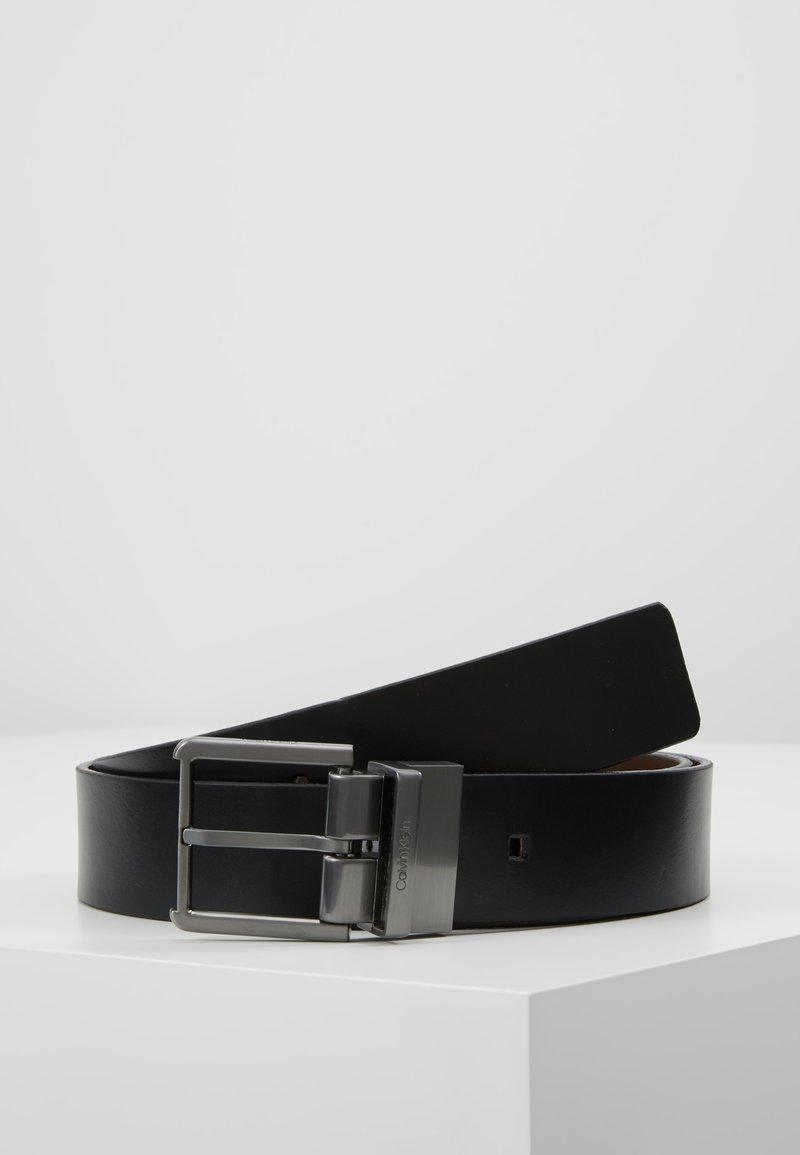 Calvin Klein - BUCKLES GIFTSET - Belt - black