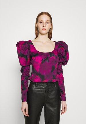 Blouse - flower print