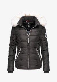 Navahoo - KHINGAA - Winter jacket - anthracite - 0