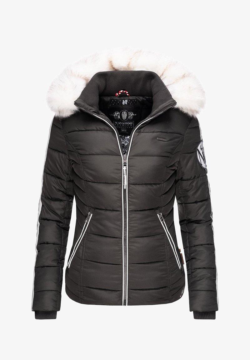 Navahoo - KHINGAA - Winter jacket - anthracite