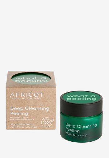 DEEP CLEANSING PEELING - Cleanser - -