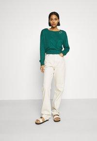 Ragwear - NEREA - T-shirt à manches longues - dark green - 1