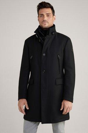 MIKOS - Classic coat - schwarz
