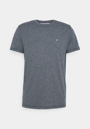 C NECK TEE - T-shirt - bas - twilight navy heather