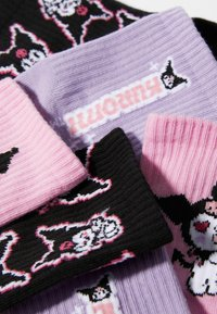 Bershka - Socks - pink - 3