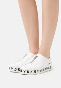 DKNY - BELLA - Trainers - white - 0