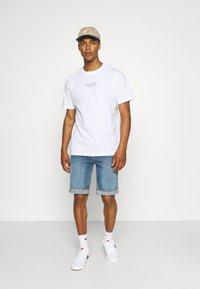 Nominal - TOKYO TEE - Print T-shirt - white - 1