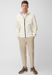 Marc O'Polo - Bomber Jacket - white - 1