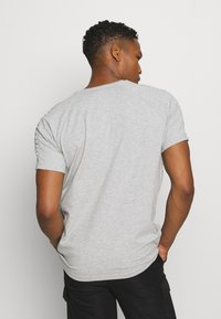 Kings Will Dream - KISHANE TEE - T-shirt imprimé - asphalt/black - 2