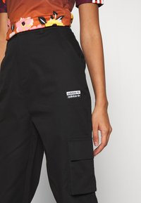 adidas Originals - PANT - Cargo trousers - black - 6
