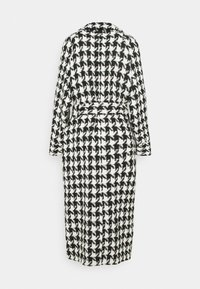 Gestuz - UNNAGZ COAT - Classic coat - black/white - 6