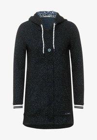 Cecil - MIT KAPUZE - Zip-up hoodie - grau - 3